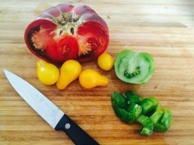 Salsa Tomatoes