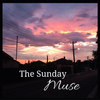 The Sunday Muse, January 31