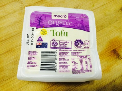 Tofu Packet