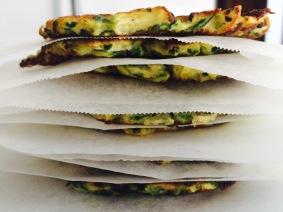 Zucchini Fritters 9